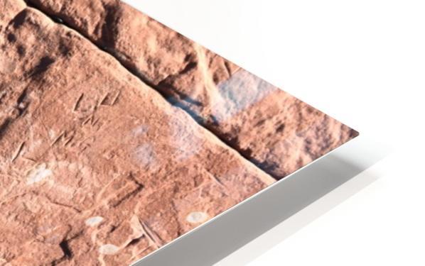 Rock wall  HD Sublimation Metal print