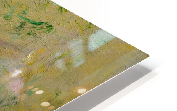 Impressions of Hydrangea II HD Sublimation Metal print