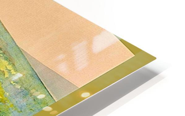 Rovaniemi HD Sublimation Metal print