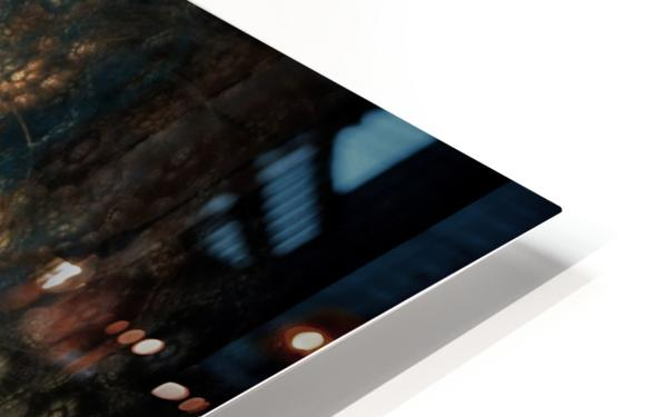 Blink HD Sublimation Metal print