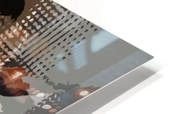 S I E N A HD Sublimation Metal print
