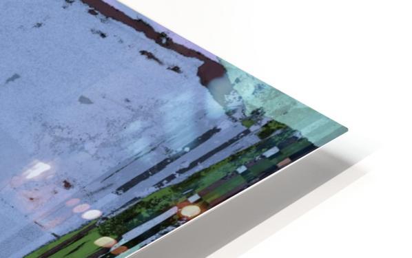 Urban HD Sublimation Metal print