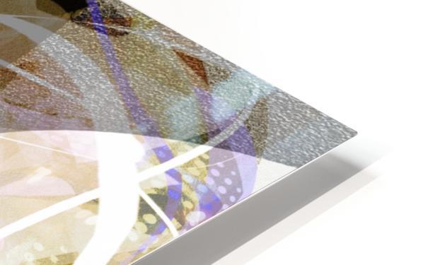 A M U HD Sublimation Metal print