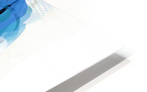 A S T A HD Sublimation Metal print