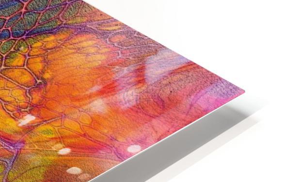 artabstract mix10 HD Sublimation Metal print