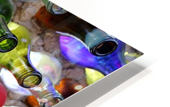 Marys Bottles HD Sublimation Metal print