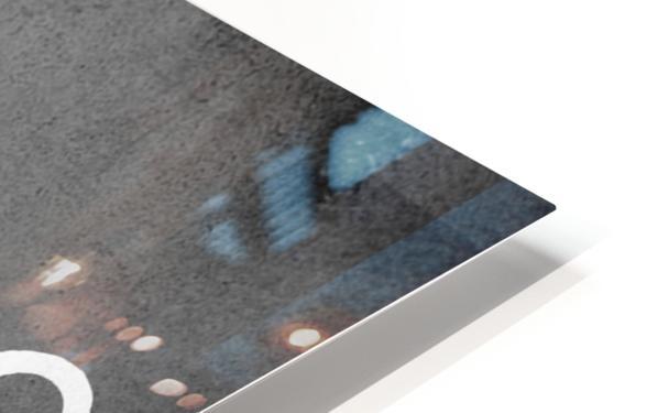 E=mc2 HD Sublimation Metal print