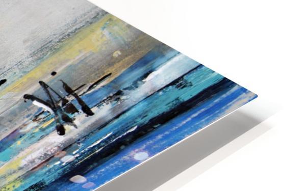 Art deco Moonshine V HD Sublimation Metal print