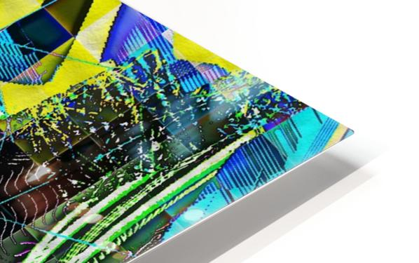 Hyperkaleidoscopically HD Sublimation Metal print
