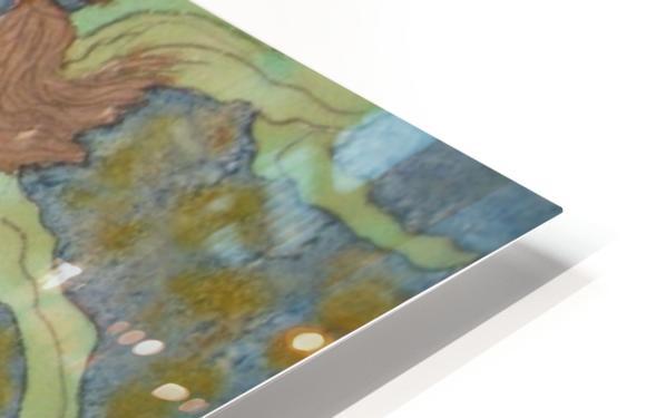 Fish 2 HD Sublimation Metal print