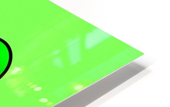 cute little frog HD Sublimation Metal print