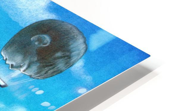 odloty HD Sublimation Metal print