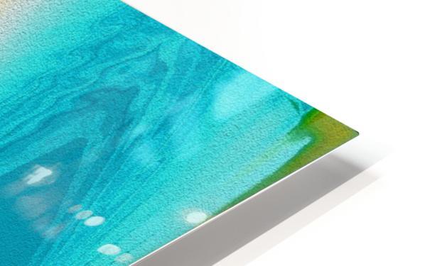 Sol Lux Xertz HD Sublimation Metal print