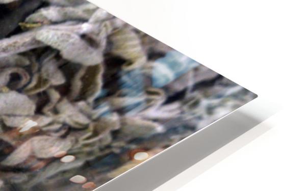 KUNG FU HD Sublimation Metal print