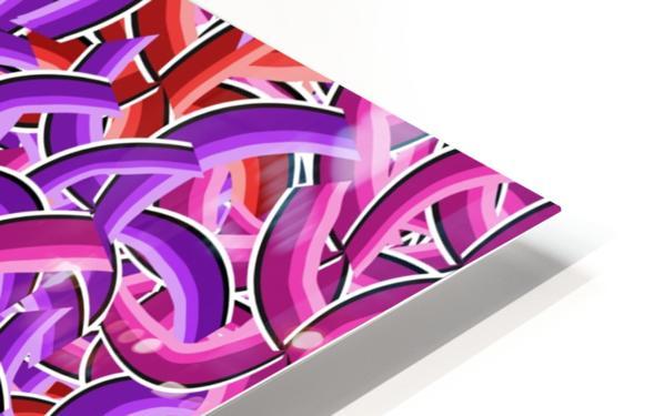 curve 1 HD Sublimation Metal print