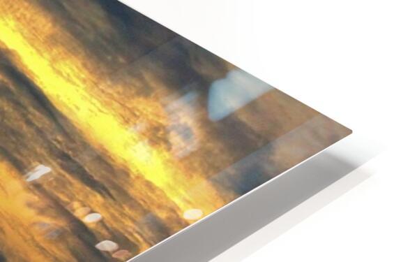 Ravanel Sunset HD Sublimation Metal print