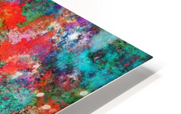 Mixer HD Sublimation Metal print