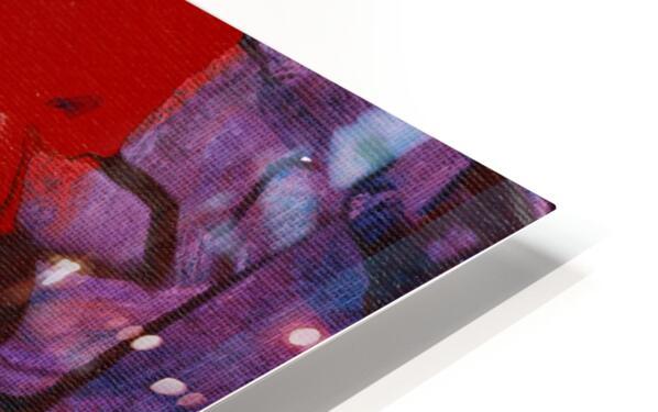 Lilac HD Sublimation Metal print