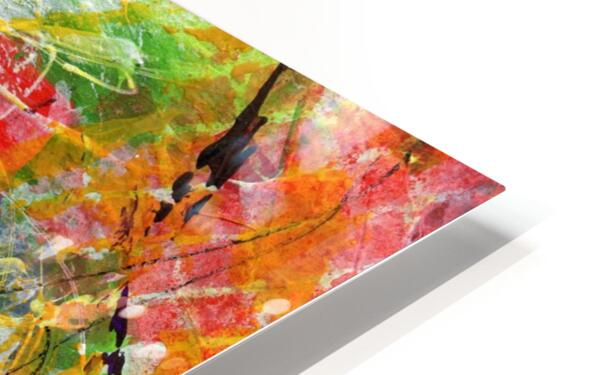 Time to Explore I HD Sublimation Metal print