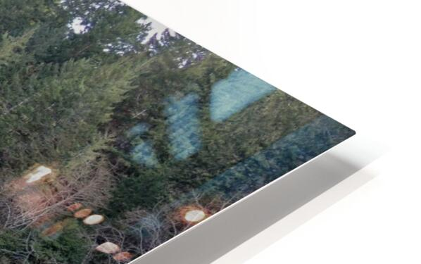 Outside Crescent City HD Sublimation Metal print