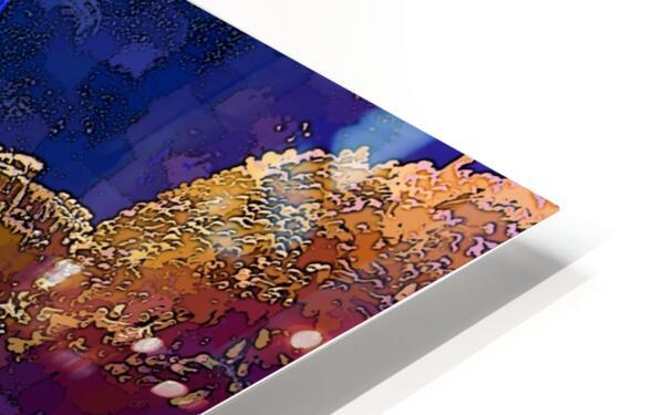 Venture into Unknown HD Sublimation Metal print