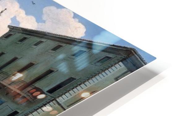 Piazza Navona HD Sublimation Metal print