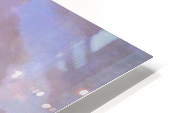 Stichting Vrienden HD Sublimation Metal print