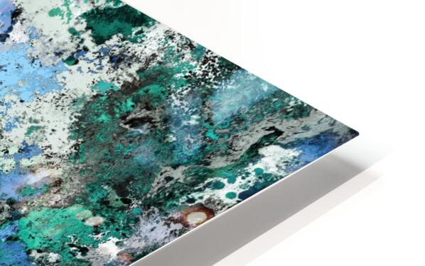 Big water HD Sublimation Metal print