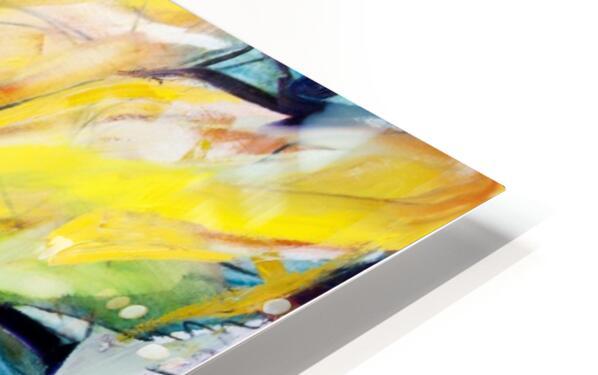 Louisiana Sunflower II HD Sublimation Metal print