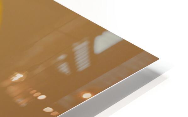 Monday HD Sublimation Metal print