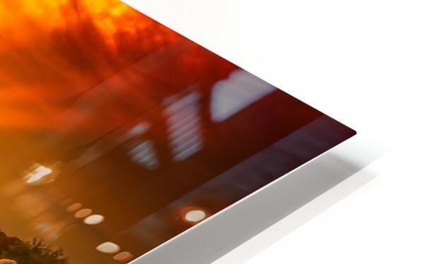 ch00002 Impression de sublimation métal HD