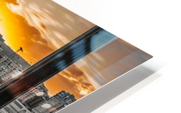dh00008 Impression de sublimation métal HD