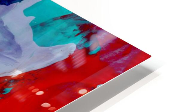 August HD Sublimation Metal print