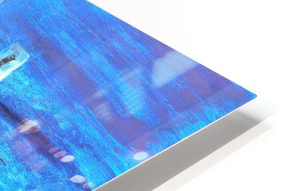 Goddess HD Sublimation Metal print