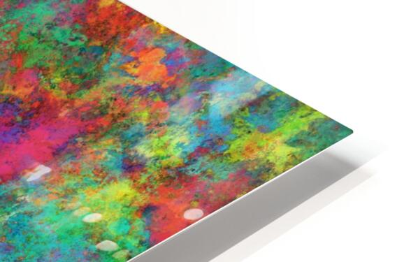 The spark HD Sublimation Metal print
