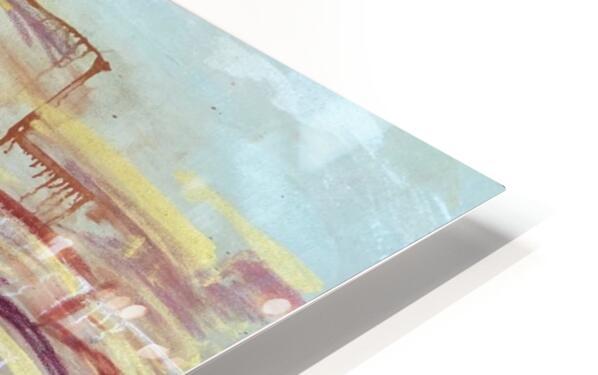 SantaFe HD Sublimation Metal print