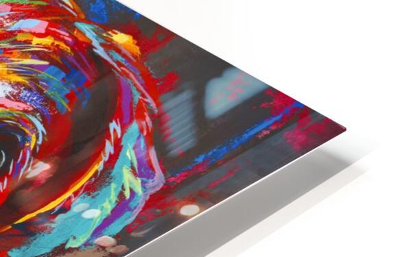 Beagle HD Sublimation Metal print