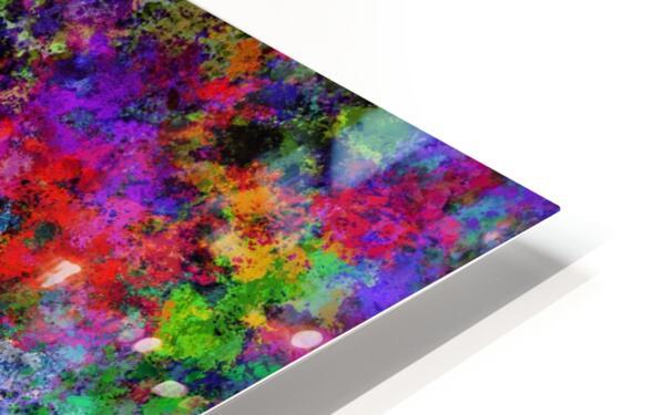 Overload HD Sublimation Metal print