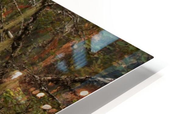 Troll Bridge HD Sublimation Metal print