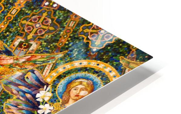 mosaic angels HD Sublimation Metal print