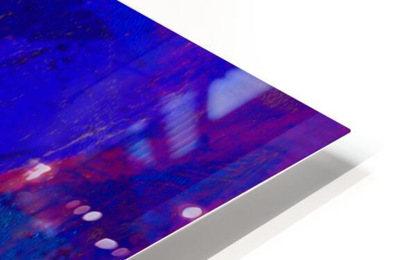 The Climber V2 HD Sublimation Metal print