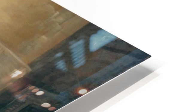 Spazzacamini, la rottura del salvadanaio HD Sublimation Metal print
