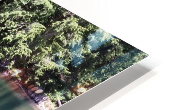Saint Laurent HD Sublimation Metal print