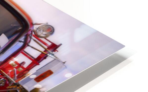 Pompier HD Sublimation Metal print