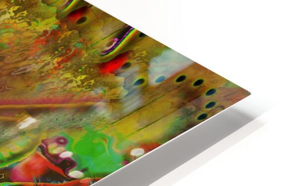 Stash HD Sublimation Metal print