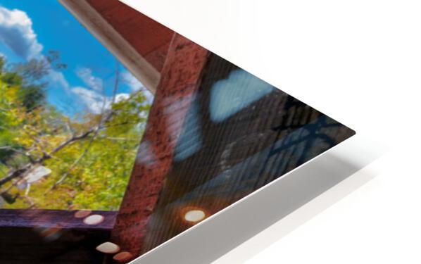 Amqui Pont Beausejour 4 Impression de sublimation métal HD