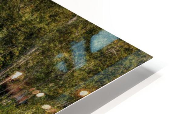 Amqui Pont Beausejour 3 Impression de sublimation métal HD