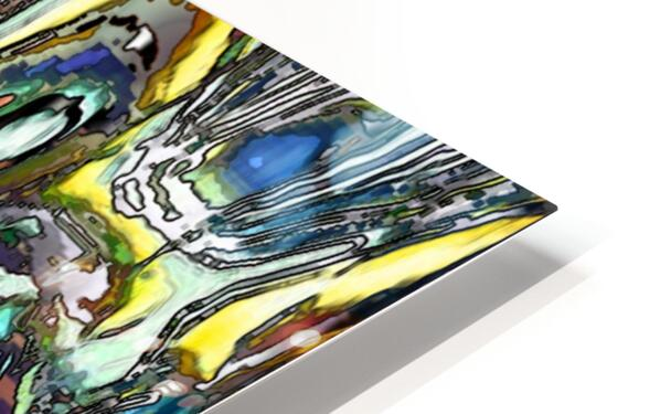 Tinman HD Sublimation Metal print