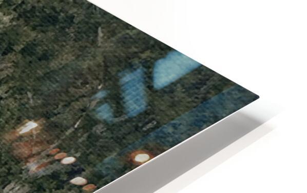 Secret Falls HD Sublimation Metal print