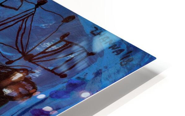 Tonight HD Sublimation Metal print